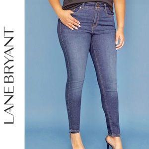 Lane Bryant Tighter Tummy Technology Jeans 20 Reg